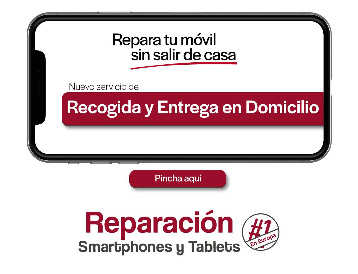 Reparacion de smartphones y tablets