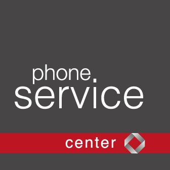 Phone Service Center