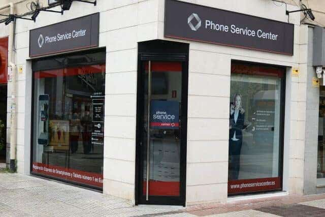 Tienda Phone Service Center Plaza Republica Dominicana 8 Madrid