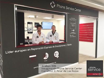 Reparacion de moviles y tablets en Gerona Phone Service Center Centro Comercial Espai Girones