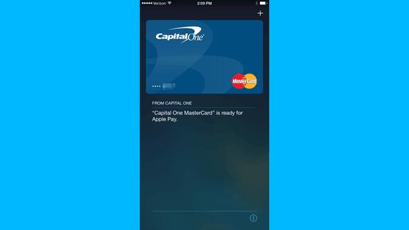 Truco 5 para iOS 8 Bienvenido Apple Pay