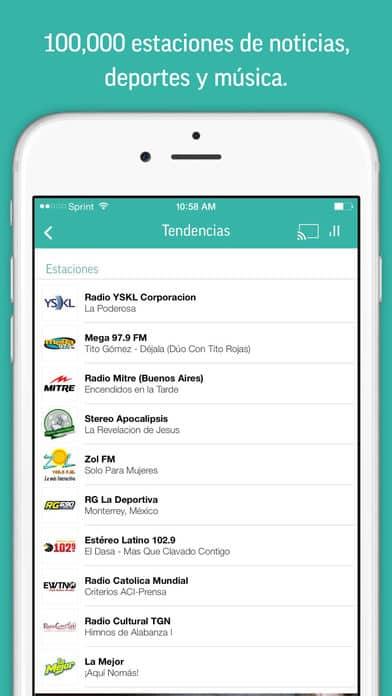 Tunein Radio App Store