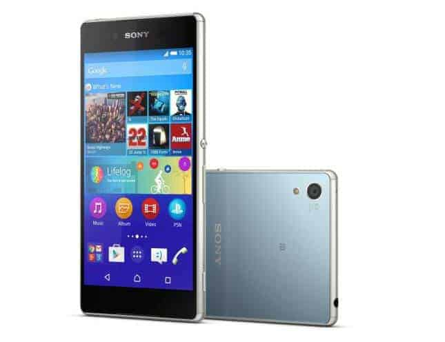 Review Sony Xperia Z4