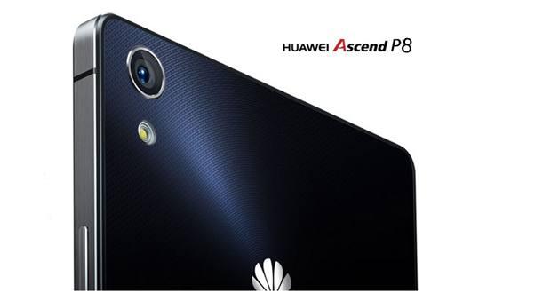 Lanzamiento del Huawei P8