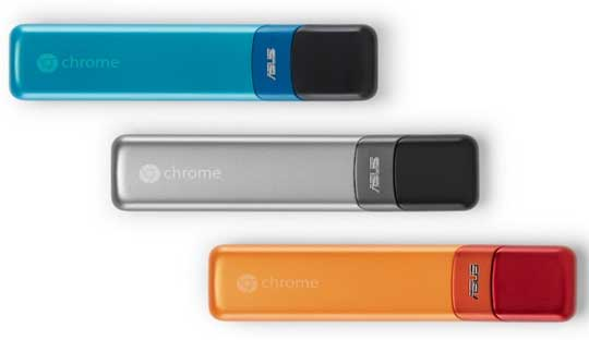 Asus Chromebit chromebooks