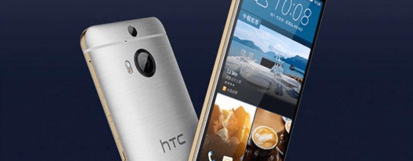 HTC One 9 Plus portada