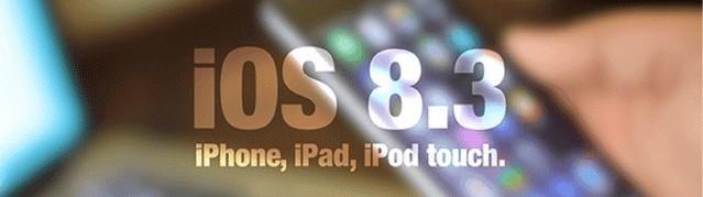 Jailbreak para iOS 8.3