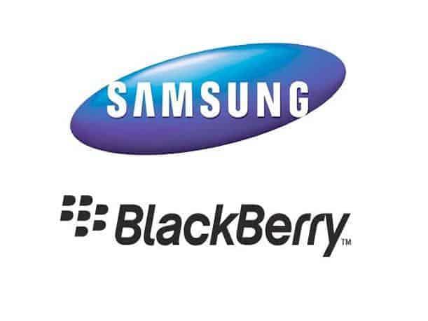 Samsung-y-BlackBerry