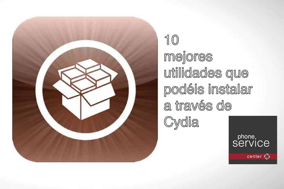 10 mejores utilidades para Cydia