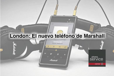 Marshall lanza london