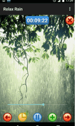 app Relax Rain-Natural sounds android