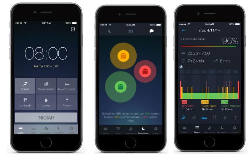 app sleep better iOS