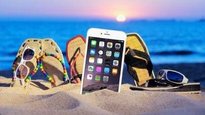 disfrutar este verano de tu Apple