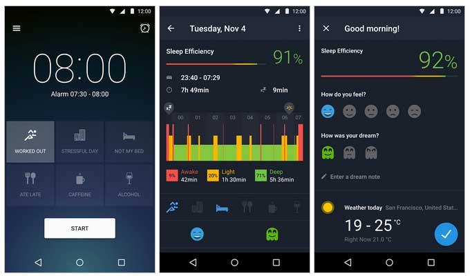 app sleep better android