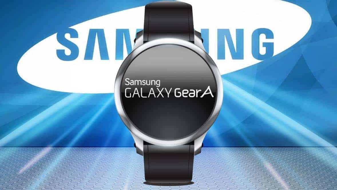 smartwatch gear a