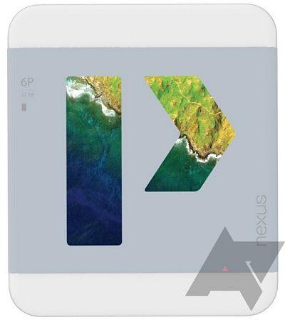 Nexus 6P caja