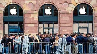lanzamiento iPhone 6S y 6S Plus