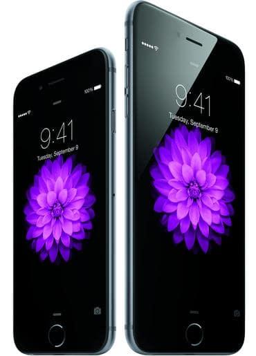 iphone 6S y 6S plus SO