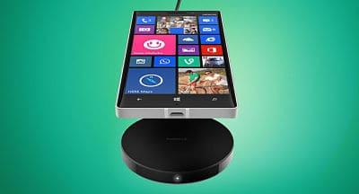 Lumia 950 XL carga inalambrica