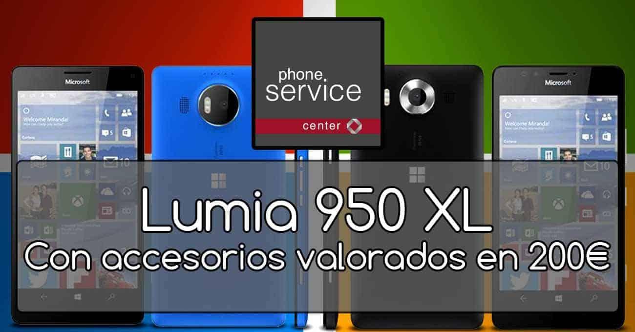 Nuevo Lumia 950 XL