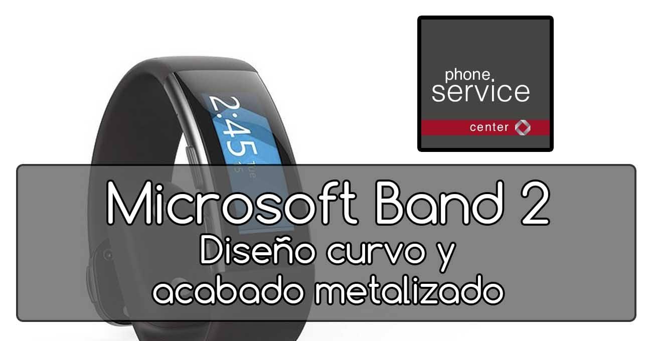 Microsoft Band 2 pulsera