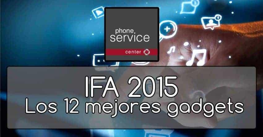 Mejores gadgets de IFA 2015