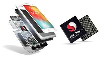 Moviles con Snapdragon 820