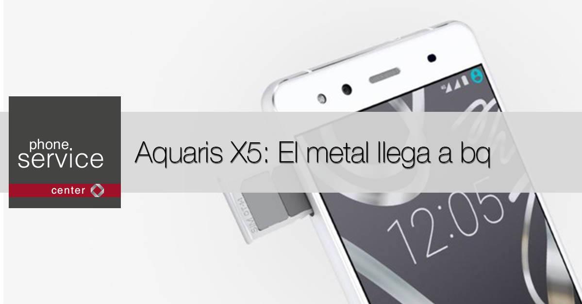 Review BQ Aquaris X5