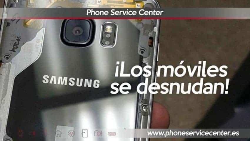 los smartphones se desnudan