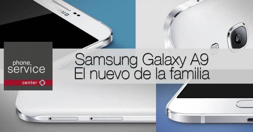Nuevo Samsung Galaxy A9