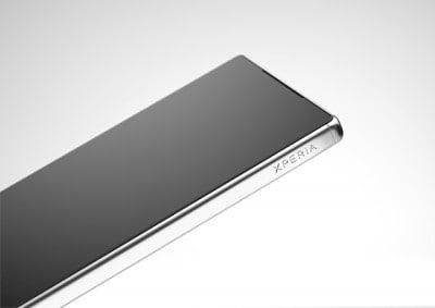 Sony Xperia Z5 Premium Pantalla y lateral