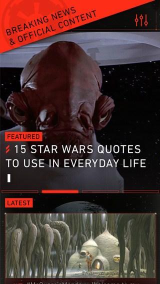 Guerra de las Galaxias App