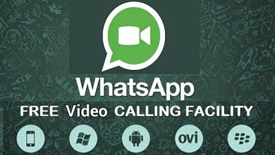 videollamadas en WhatsApp Free Video Calling Facility