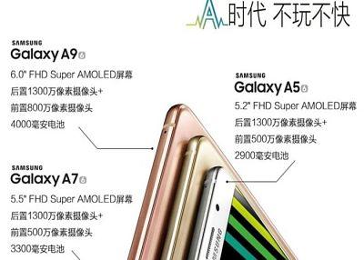 Informacion Samsung Galaxy A9