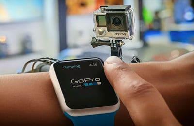 GoPro Apple Watch