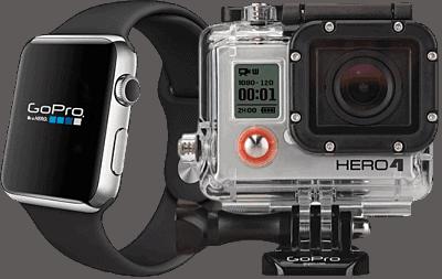 GoPro App Apple Watch