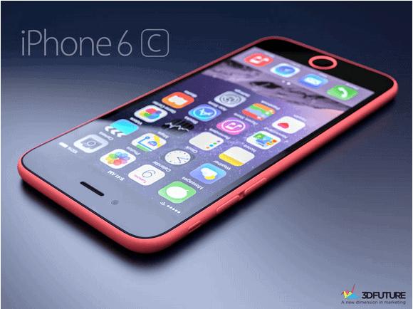 rumores del iPhone 6C