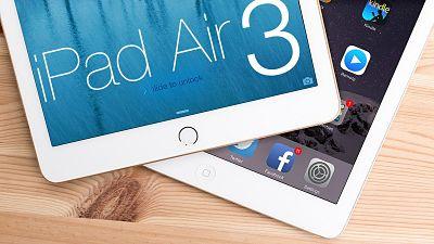 Lanzamiento del iPad Air 3