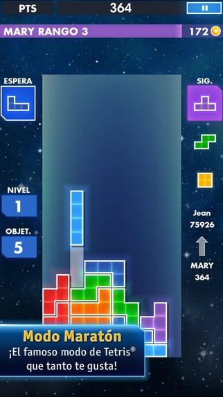 Tetris videojuegos de los 80