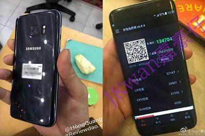 Samsung Galaxy S7 nuevas imágenes