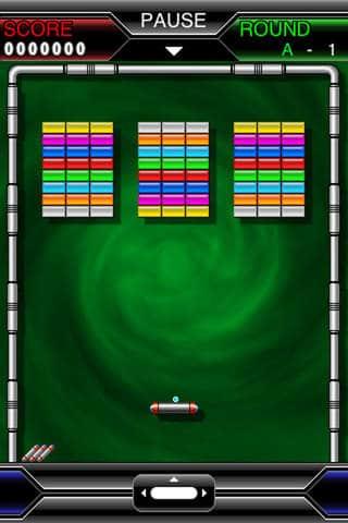 Arkanoid App videojuegos de los 80