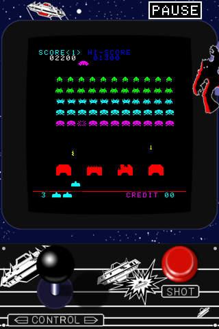 Space Invaders Apps Videojuegos de los 80