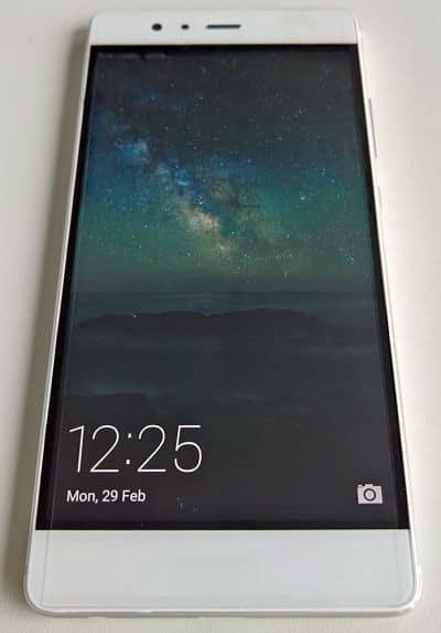 Huawei P9 Frontal