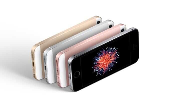 iPhone SE ya disponible