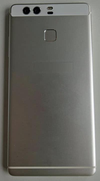 Huawei P9 Trasera