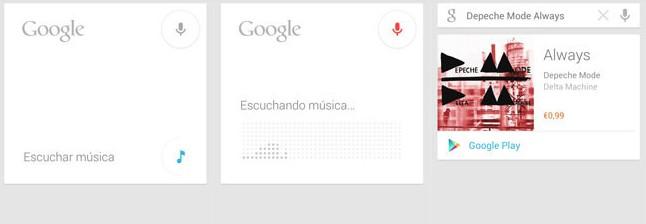 QuecancionesGoogle