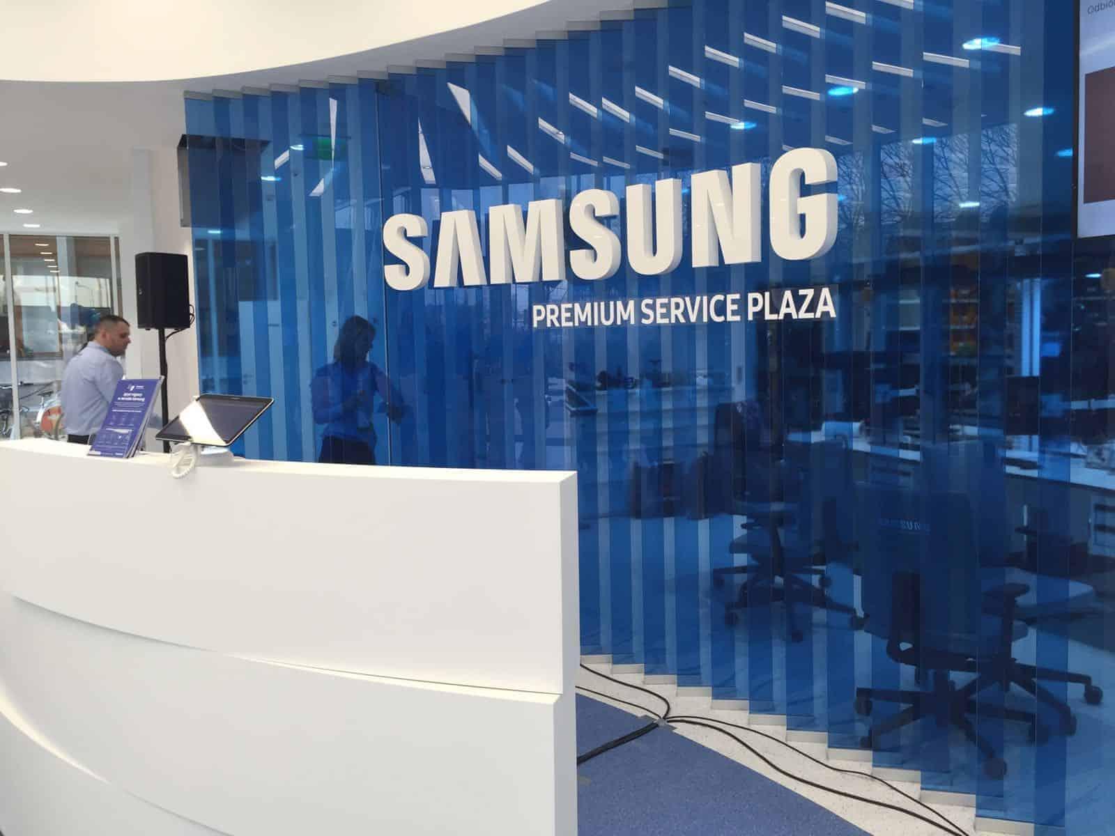 SPB Y Samsung en Polonia