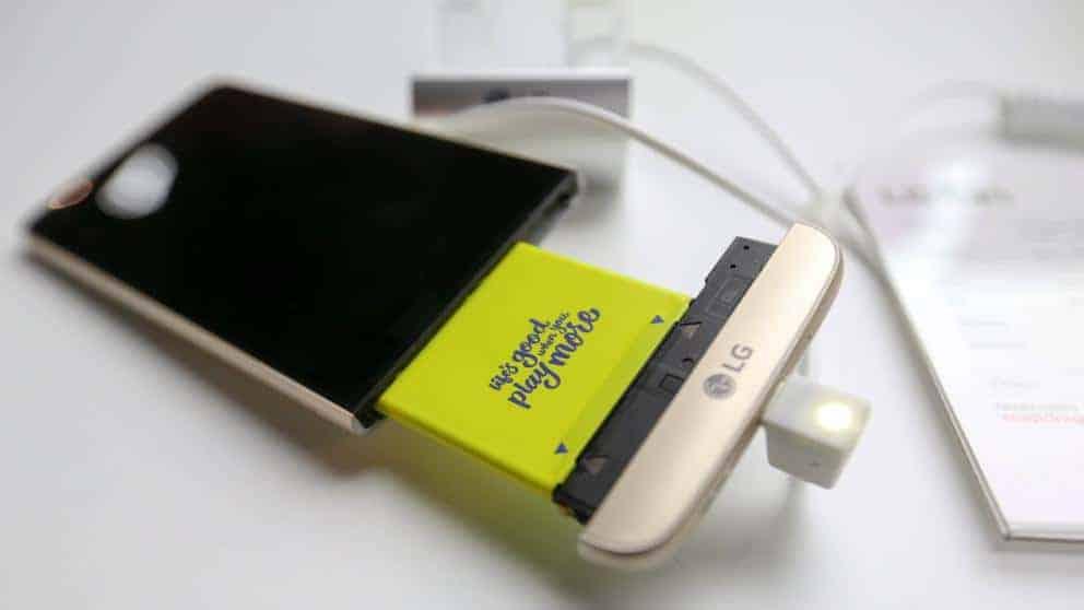 trucos para LG G5