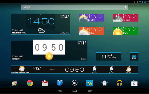 Mejores-widgets-android