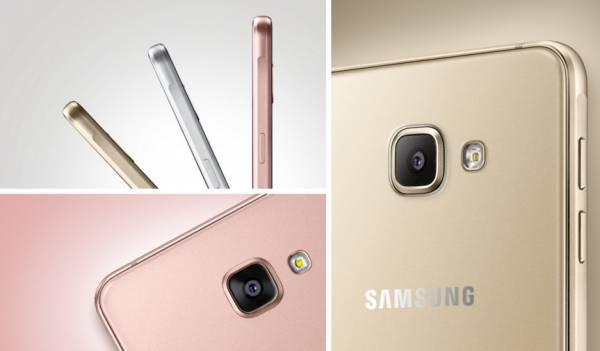 Galaxy A9 Pro Colores